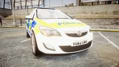 Vauxhall Astra Estate Metropolitan Police [ELS]