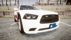 Dodge Charger RT 2013 LC Sheriff [ELS] für GTA 4