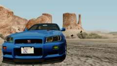 ENBSeries For Low PC v3.0 (SA:MP) pour GTA San Andreas