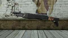 Fusil de chasse à partir de la Demi - Vie de la