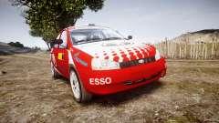 VAZ-Kalina 1119 RallyCross