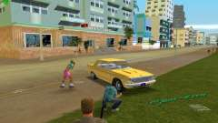 Dodge 330 Max Wedge Ramcharger 1963 pour GTA Vice City