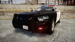 GTA V Bravado Buffalo LS Police [ELS]