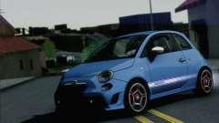 Fiat 500 Abarth 2008