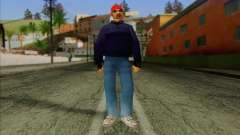 Diablo from GTA Vice City Skin 1
