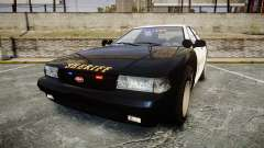 GTA V Vapid Cruiser LSS Black [ELS] Slicktop
