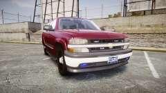 Chevrolet Suburban Undercover 2003 Black Rims