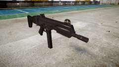 Pistolet SMT40 avec crosse icon3