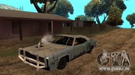 Post-Apokalyptischen Buccaneer für GTA San Andreas