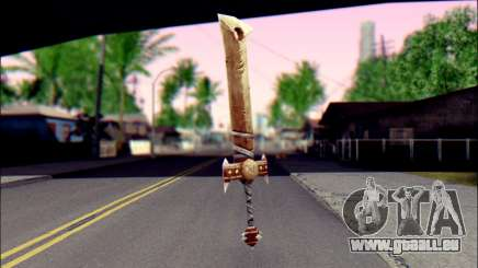Меч (World Of Warcraft) pour GTA San Andreas