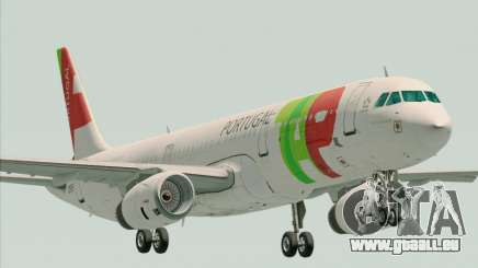 Airbus A321-200 TAP Portugal pour GTA San Andreas