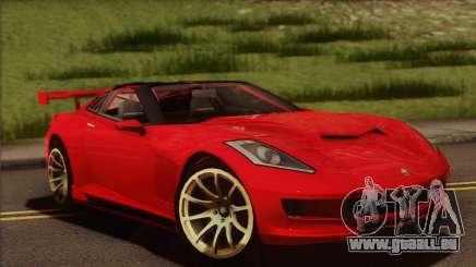 Invetero Coquette (IVF) pour GTA San Andreas
