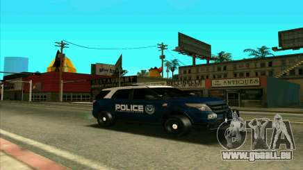 FCPD Ford Explorer 2013 für GTA San Andreas
