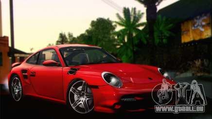 Porsche 997 Turbo Tunable für GTA San Andreas
