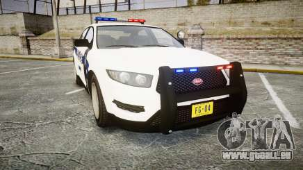 GTA V Vapid Interceptor LP [ELS] pour GTA 4