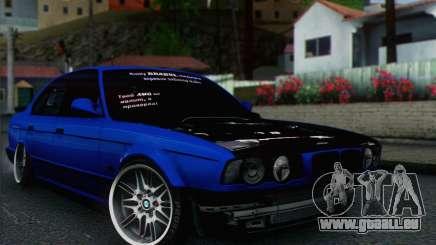 BMW M5 E34 V10 pour GTA San Andreas