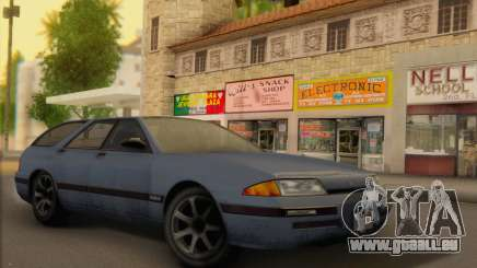 GTA 5 Stratum pour GTA San Andreas