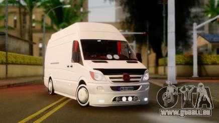 Mercedes-Benz Sprinter Panelvan pour GTA San Andreas