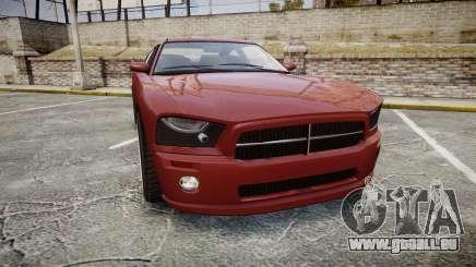 Bravado Buffalo SRT pour GTA 4