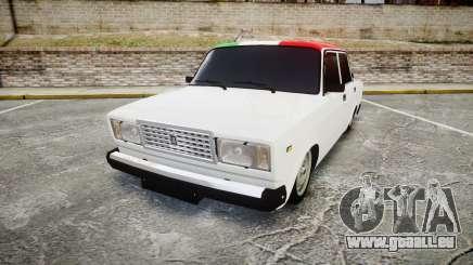 VAZ-2107 Italie pour GTA 4
