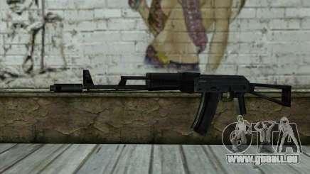 АКС-74 de la Paranoïa pour GTA San Andreas
