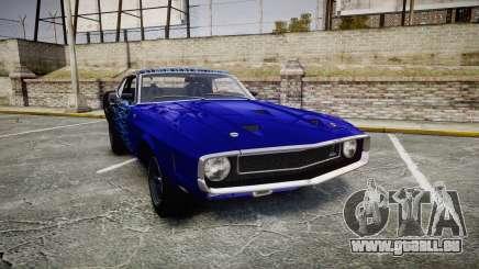 Shelby GT500 428CJ CobraJet 1969 pour GTA 4