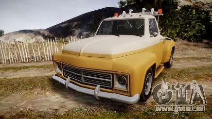 Vapid Tow Truck Jackrabbit v2 pour GTA 4