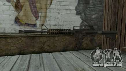 CAR-15 from Battlefield: Vietnam pour GTA San Andreas