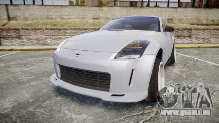 Nissan 350Z EmreAKIN Edition pour GTA 4
