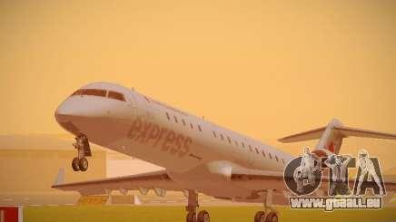 Bombardier CRJ-700 Air Canada Express für GTA San Andreas