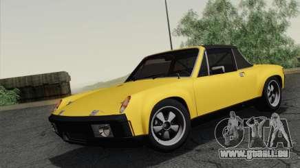Porsche 914 pour GTA San Andreas