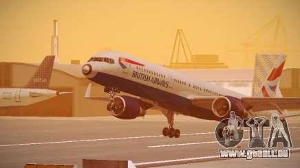 Boeing 757-236 British Airways pour GTA San Andreas