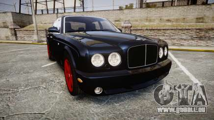 Bentley Arnage T 2005 Rims4 pour GTA 4