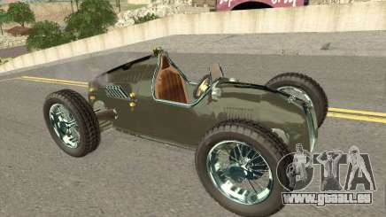 Audi Type C 1936 Race Car für GTA San Andreas
