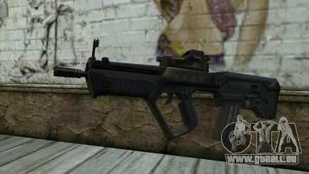 TAR-21 Bump Mapping v4 für GTA San Andreas
