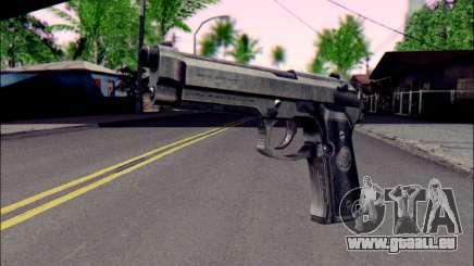 Beretta M92F für GTA San Andreas