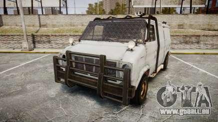 Kessler Stowaway Rusty für GTA 4