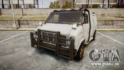 Kessler Stowaway Rusty pour GTA 4