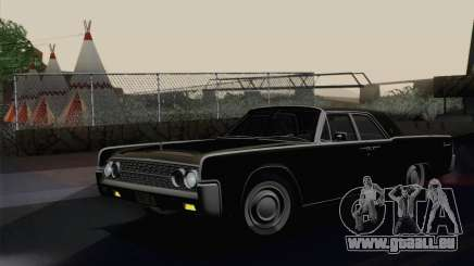 Lincoln Continental-Limousine (53А) 1962 für GTA San Andreas