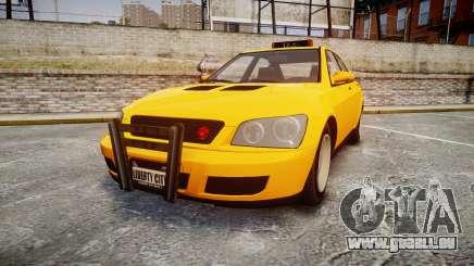 Karin Sultan Taxi für GTA 4