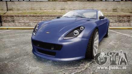GTA V Dewbauchee Exemplar pour GTA 4
