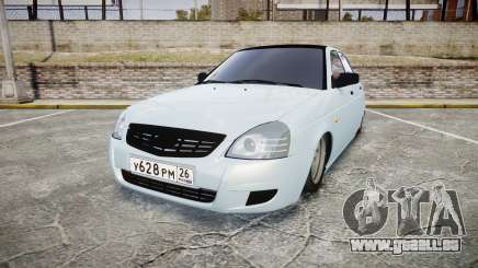 ВАЗ-2170 Installé Avant pour GTA 4
