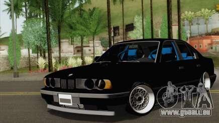 BMW 535 JDM Bosnia pour GTA San Andreas