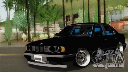 BMW 535 JDM Bosnia für GTA San Andreas