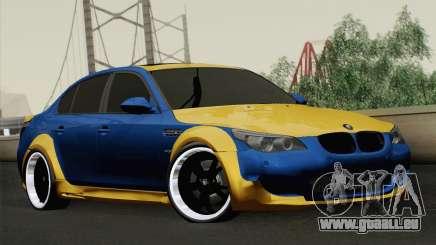 BMW M5 E60 Lumma pour GTA San Andreas