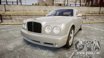 Bentley Arnage T 2005 Rims3 pour GTA 4