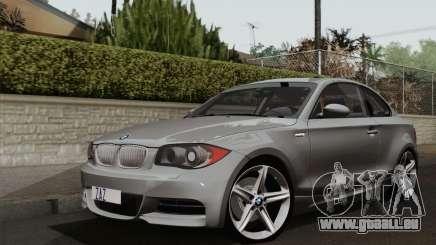 BMW 135i 2009 pour GTA San Andreas