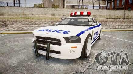Bravado Buffalo Police für GTA 4