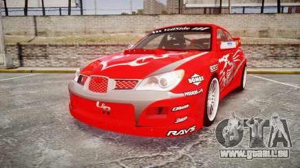 Subaru Impreza WRX STI Street Racer pour GTA 4