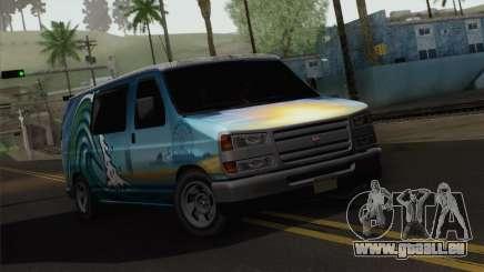 Bravado Paradise für GTA San Andreas